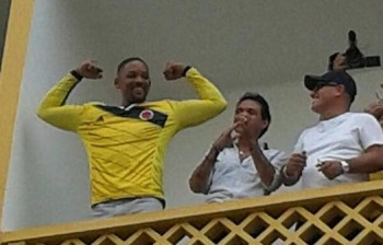 will smith colombia