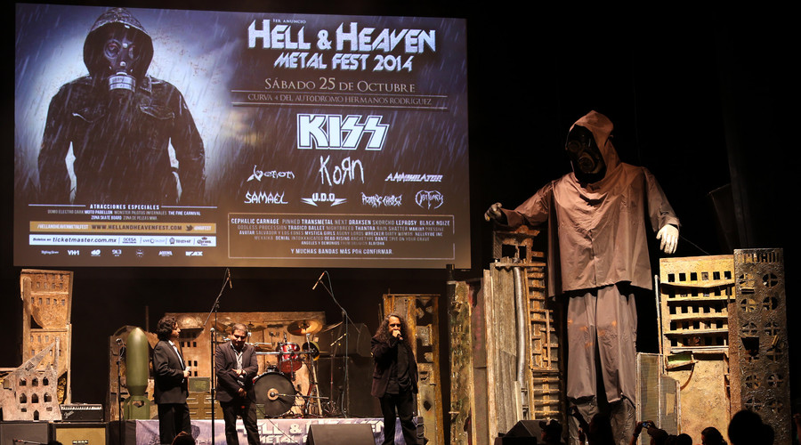 hell and heaven 2014 ahora si