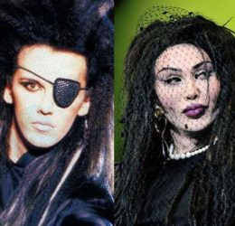 Fallece Pete Burns, Vocalista De Dead Or Alive