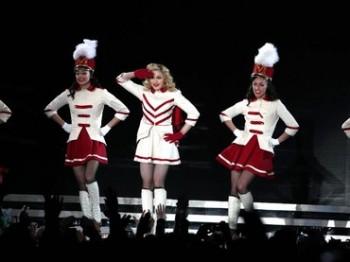 Madonna cautiva a fans mexicanos