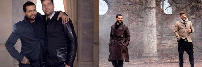 Escucha 'Más y Más' de Draco Rosa con Ricky Martin