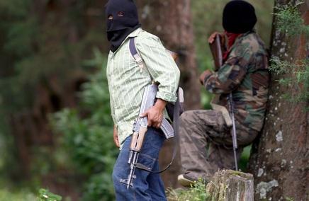 Michoacán: comunidades se arman en contra del crimen organizado