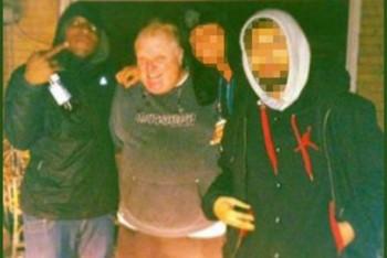 Captan a alcalde de Toronto fumando crack
