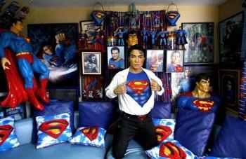 superman carne y hueso