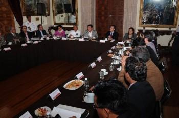 Acuerdo por Michoacán Jesús Reyna