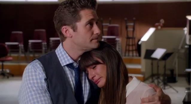 Capítulo tributo de Glee a Cory Monteith