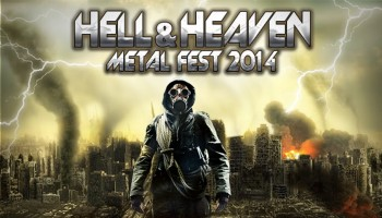 cover Hell&Heaven Metal Fest 2014