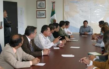 reunión Acuerdo por Michoacán SSP