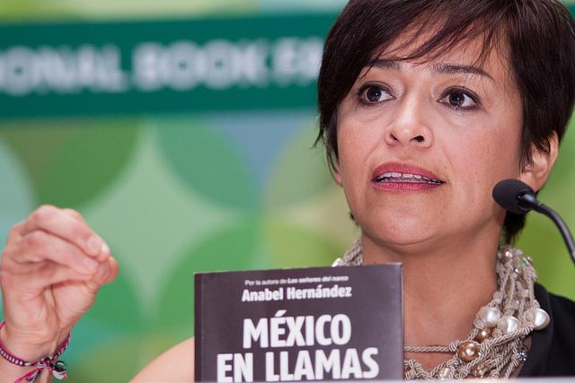 Comando armado irrumpió en la casa de la periodista Anabel Hernández