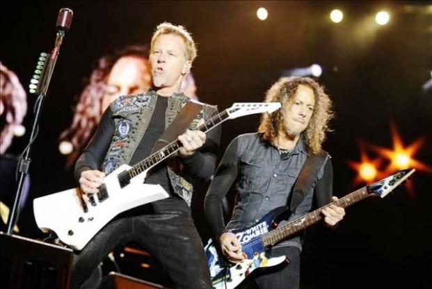 Metallica en la Antártida