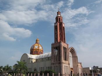 Apatzingán Catedral Michoacán