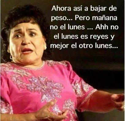 Carmen Salinas Memes y la dieta