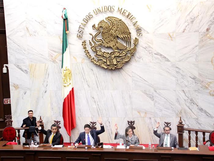 Congreso del Estado Michoacán