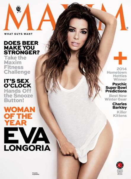 Photo of Revista Maxim nombró a Eva Longoria como la Mujer del Año