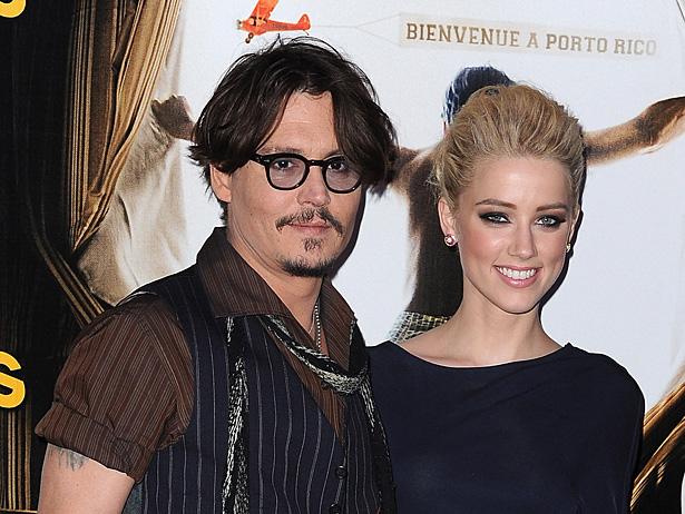 Photo of A sufrir las fans: Johnny Depp y Amber Heard se casarán