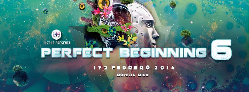 Photo of MORELIA: 6° Festival de música electrónica PERFECT BEGINNING Febrero 1 y 2