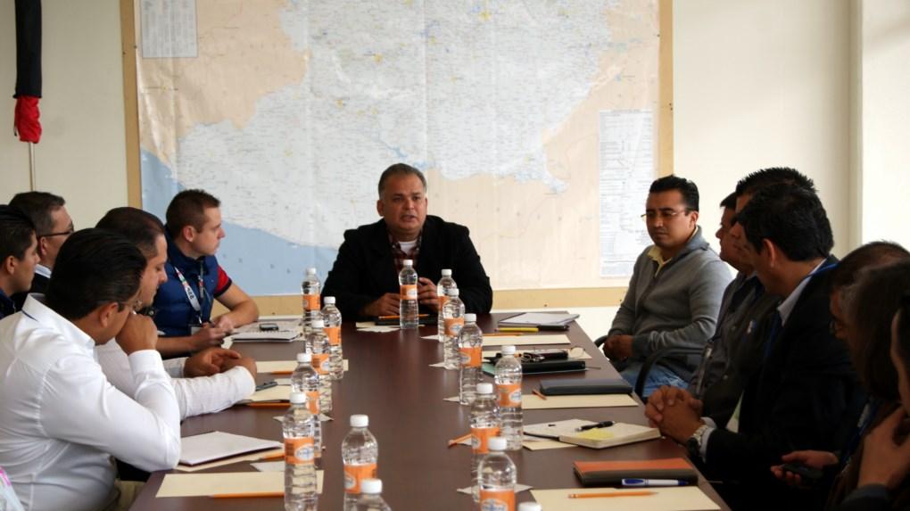 Photo of Michoacán: Realiza SSP acuerdos con empresas de seguridad privada