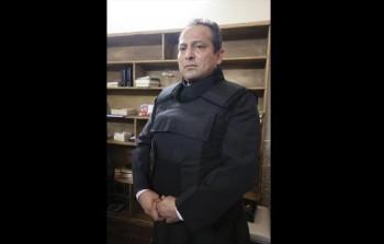 padre gregorio con chaleco antibalas apatzingán