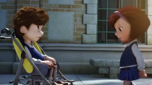 Photo of Se viraliza 'Cuerdas' animación ganadora de premio Goya 2014
