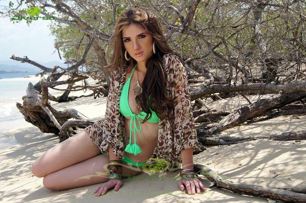 Génesis Carmona reina de belleza Venezuela