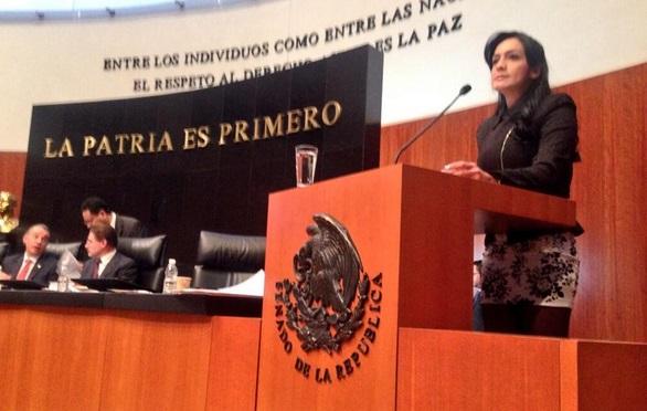 Iris Mendoza pide licencia para ser investigada por la PGR