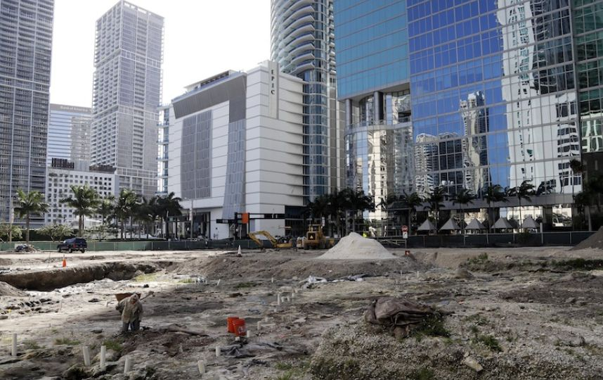 Photo of MIAMI: En riesgo ruinas de aldea milenaria descubiertas en centro financiero