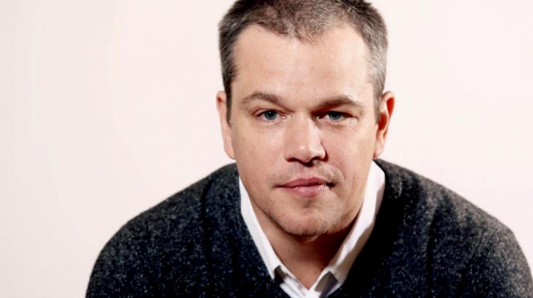 Photo of Matt Damon envía fotocopia de sus nalgas a Ben Affleck y Jimmy Kimmel