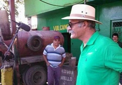 Mireles de regreso de Tepalcatepec portada