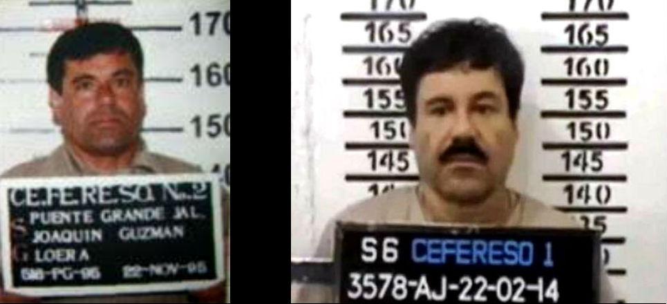 Photo of Comparativo de fotos muestra que 'El Chapo' ¿Se encogió?