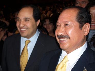 Cárdenas Batel y Leonel Godoy