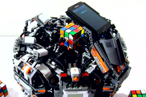 Photo of VIDEO: Récord mundial del cubo Rubik es roto por robot de LEGO