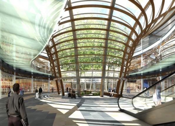 Photo of DF: Abrirán primer plaza subterránea sustentable en Santa Fe 'Garden