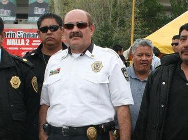 Mario Bautista ex director de la SSP Michoacán