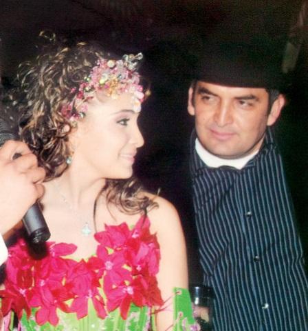 Melissa Plancarte y Enrique Plancarte Los Caballeros Templarios
