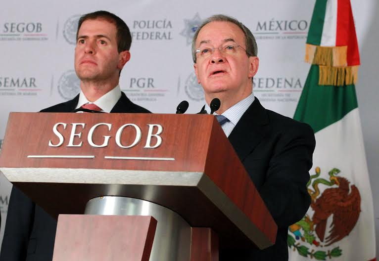 Photo of Se ha neutralizado a Los Caballeros Templarios en Michoacán, asegura el Comisionado Nacional
