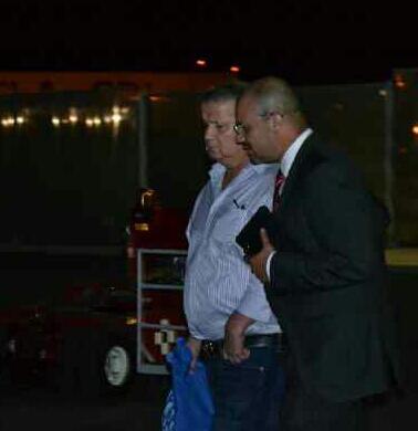 captura de Humberto Suárez, ex tesorero de Leonel Godoy