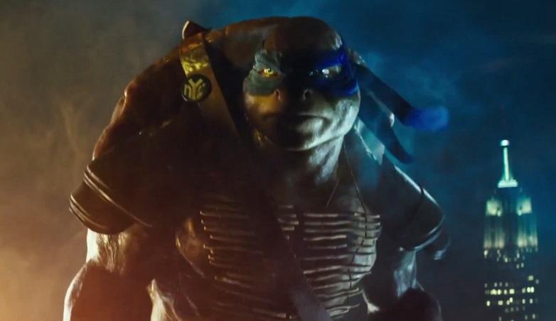 trailer Tortugas Ninjas
