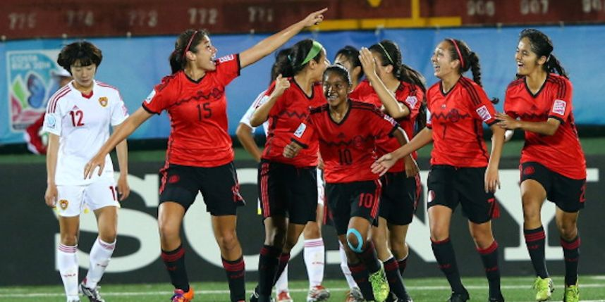 Photo of ¡Histórico! Tri Femenil Sub 17 golea y califica a cuartos de final del mundial