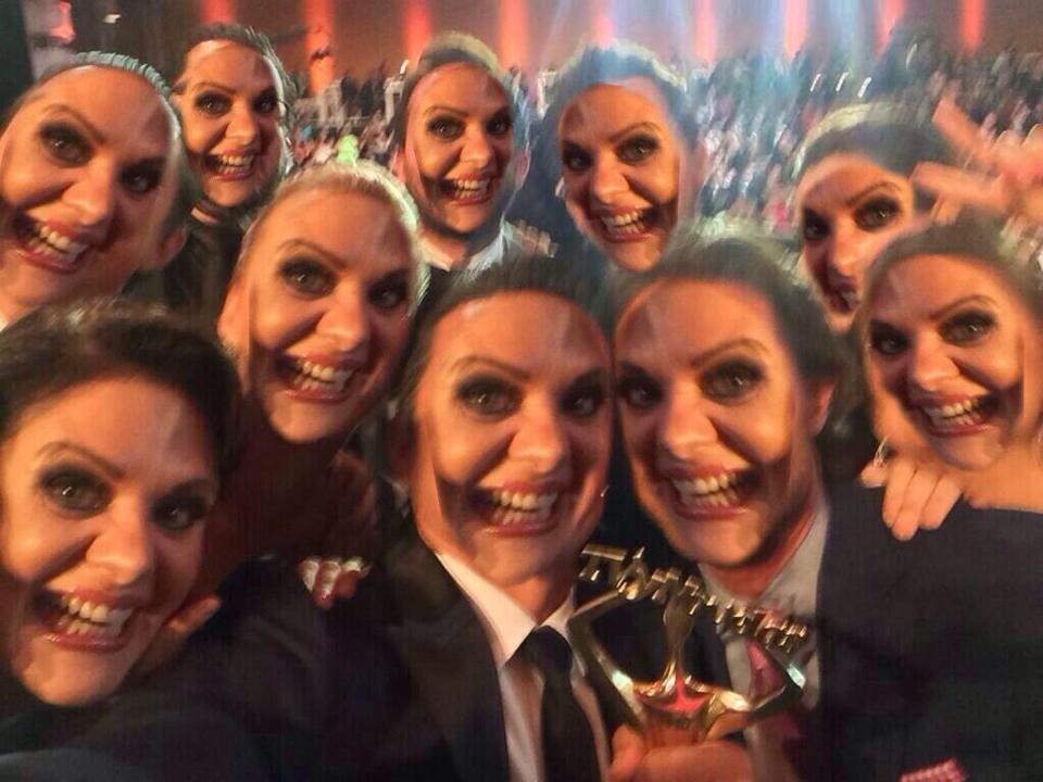 Photo of Los MEMES de los Premios TVyNovelas