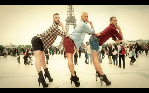 Photo of VIDEO: Yanis Marshall en tacones al ritmo de Spice Girls