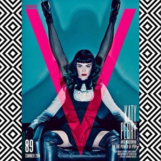 Madonna y Katy3