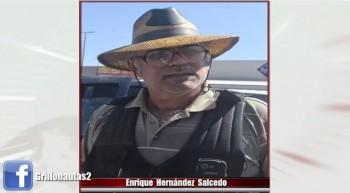 Enrique Hernández, autodefensa Yurécuaro