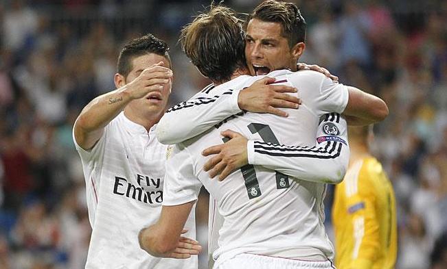 #RESUMEN: Comenzó La UEFA Champions League