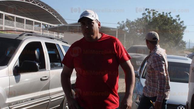 Antonio Torres El Americano se entrega a las autoridades martes 30 diciembre 2014