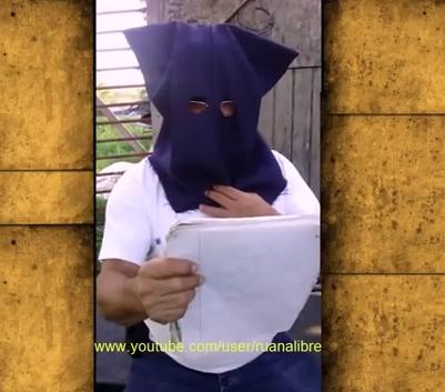 video mensaje a la ruana h3
