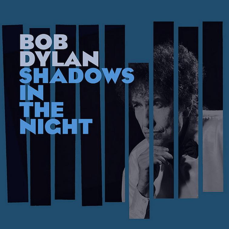 Bob Dylan portada disco tributo a Frank Sinatra Shadows In The Night