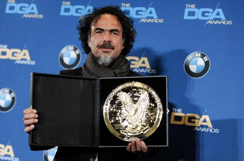 Alejandro González Iñárritu gana premio sindicato de directores