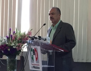 Agustín Trujillo dirigente PRI Michoacán