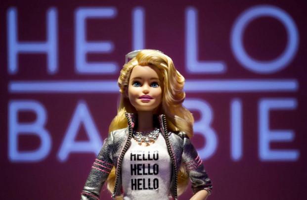 Barbie Espía