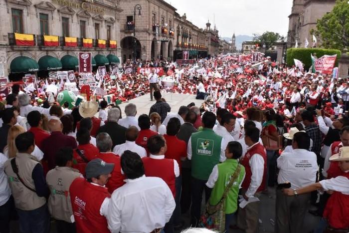 El PRI Tiene Los Mejores Candidatos Agustín Trujillo